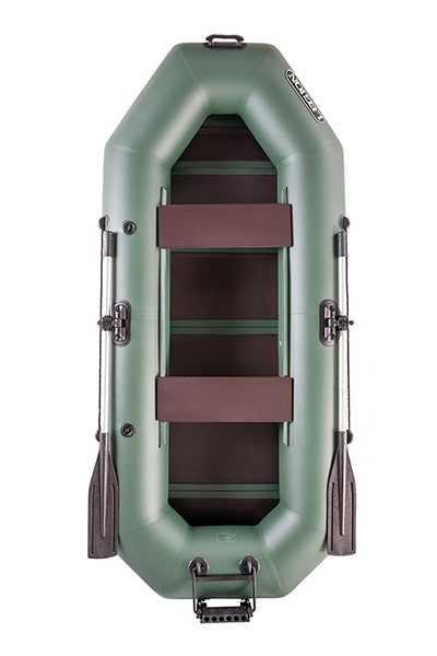 Лодка ПВХ Легион 260 ЖС НТ
