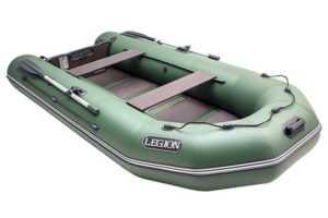 Лодка ПВХ Легион 280 МК ЖС-2